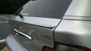 Z3 クーペBMW BMW純正 E39 リヤスポイラーの単体画像