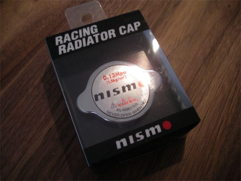 NISMO レーシングラジエターキャップ
