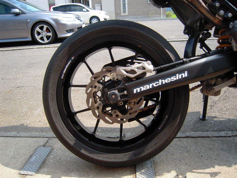 WR250Xマルケジーニ M10S-MOTARDの単体画像