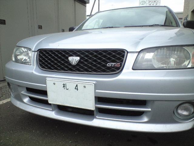 エキスパート日産純正 アベニール GT4用グリルの単体画像