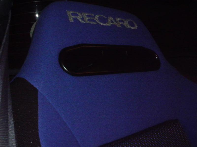 RECARO スポーツシート SR-3 TRAIL