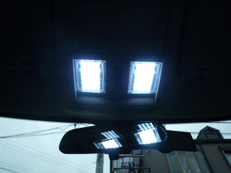 LS-LINE LEDルームランプ