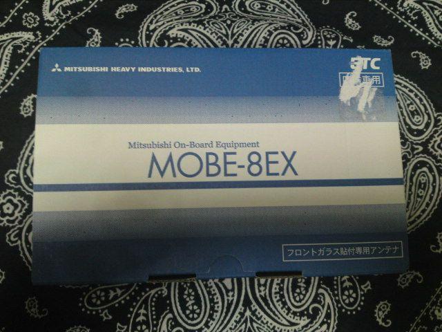 MITSUBISHI MOBEー8EX
