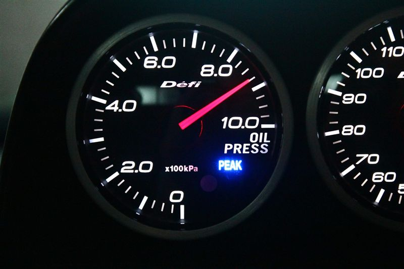 Defi Defi-Link Meter BFシリーズ 油圧計