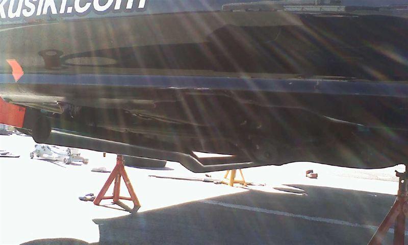 百式自動車 オールステンレスセンター出しマフラー