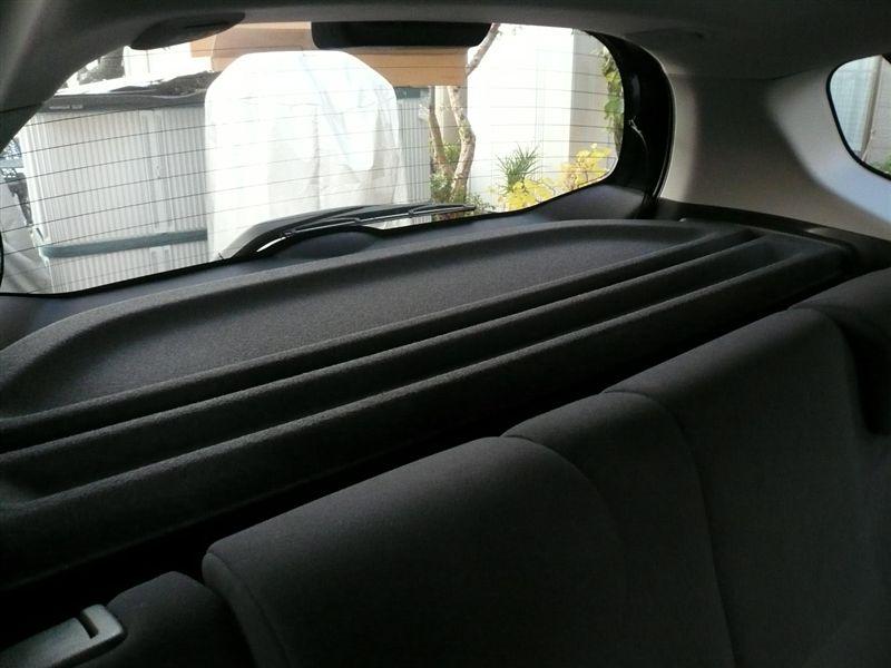 ホンダアクセス リアシェルフキット 13G(FF車),RS