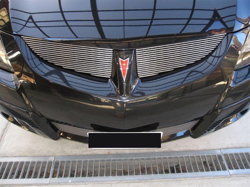 ヴォルツMr Grill Mr.Grill Billet Grille 2003-2004 Pontiac Vibe-grill ビレット グリルの単体画像
