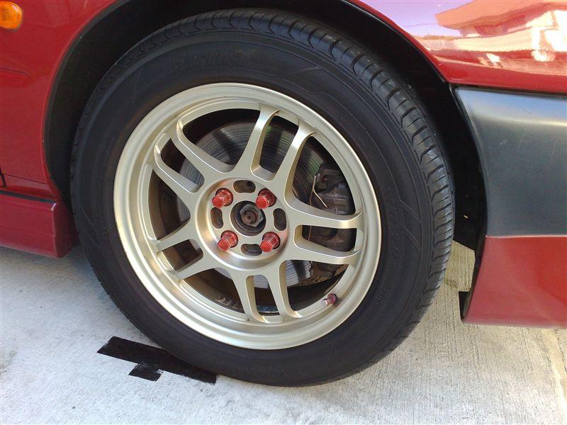 145ファクトリーお猿  Q-project wheelの単体画像