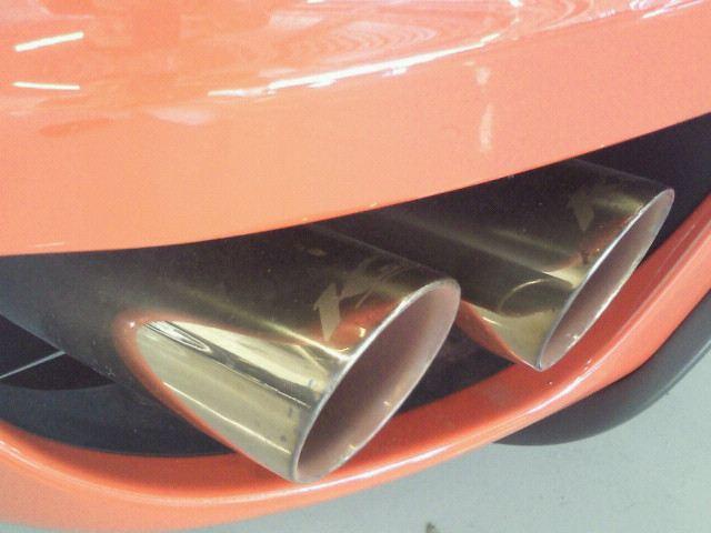 フェラーリ F430 (クーペ)クライスジーク バルブトロニックエキゾーストシステムの単体画像