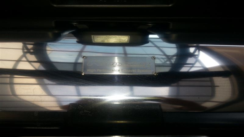 フェラーリ F430 (クーペ)クライスジーク バルブトロニックエキゾーストシステムの全体画像