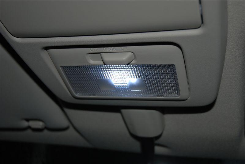 Sain製 マップランプLED 8連D