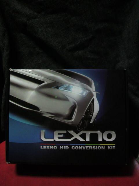 タイタンダッシュLEXNO HIDコンバーションキット H4切り替えタイプ 35W 6000Kの単体画像