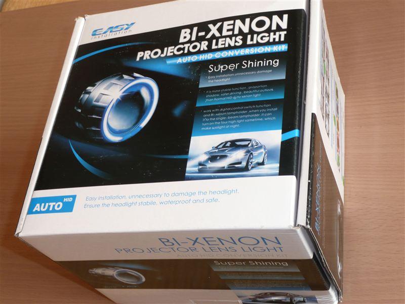 セルボ・モードEASY BI-XENONの単体画像