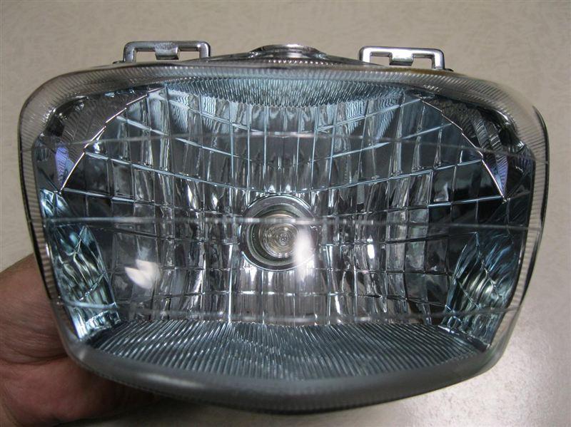 レッツII S (レッツツー エス)SUZUKI GENUINE PARTS(純正) ZZ用 ヘッドランプユニット 中古の単体画像