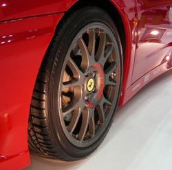 360モデナTEZZO TEZZO鍛造マグネシウムホイール 18インチ (for Ferrari360モデナ) の単体画像