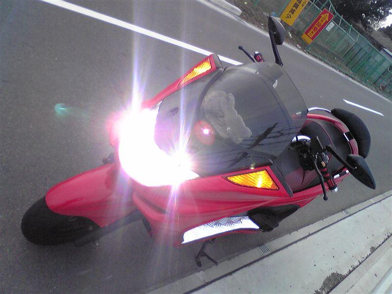マジェスティC250スペシャルリミテッドエディションヤフオク H4 HIDキット TC製バーナー 2灯セット の単体画像