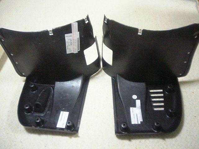 5シリーズ セダンBMW純正 エンジン コンパートメント カバー(5171 2694 832/899)の単体画像