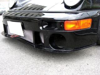911 (クーペ)不明 ドライカーボンバンパーの単体画像