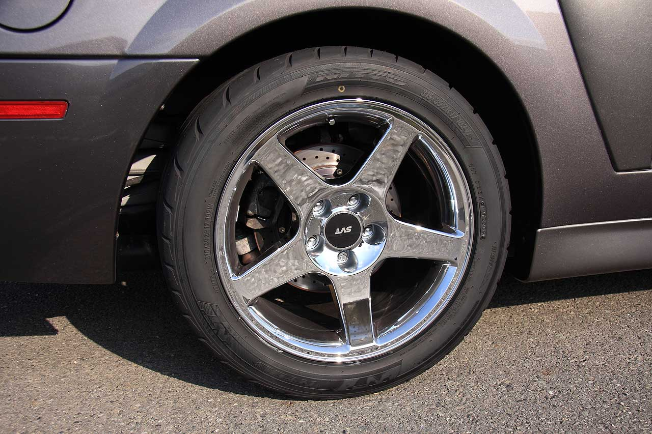 マスタングSVTコブラWheel Replicas 03 SVT COBRA style replica wheelsの単体画像