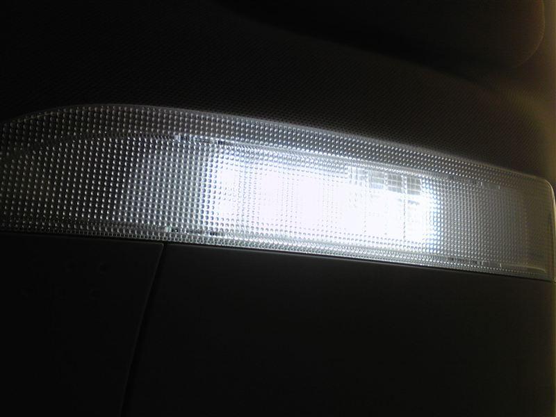 Luxer1 LEDルームランプ FS-T016W