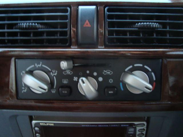 三菱純正 H8#型ekワゴン用 エアコンスイッチパネル