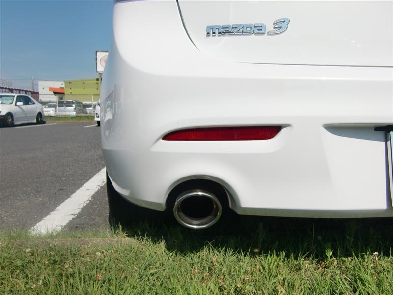 Auto Exe Premium Tail Muffler / プレミアテールマフラー