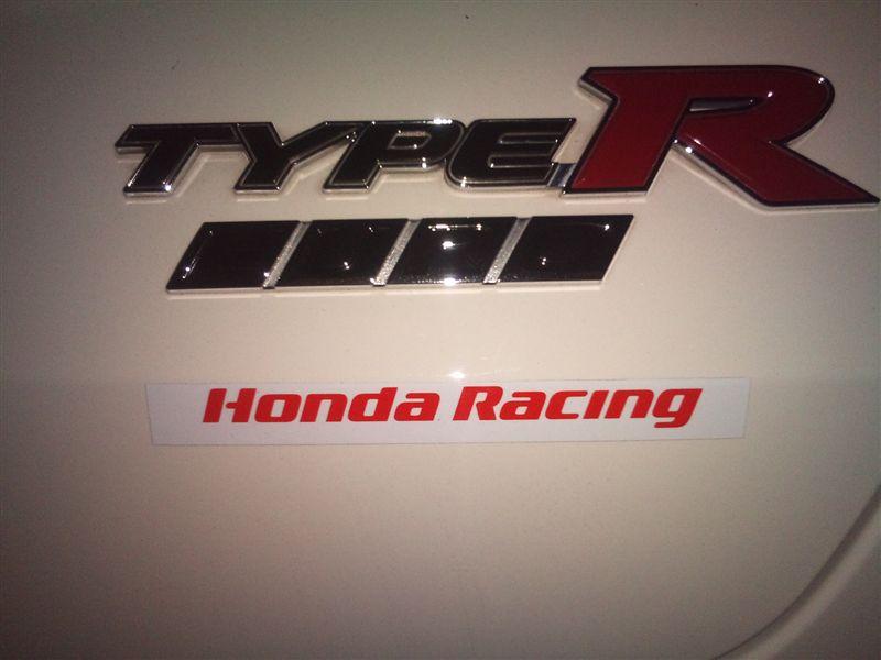 HONDA Honda Racing