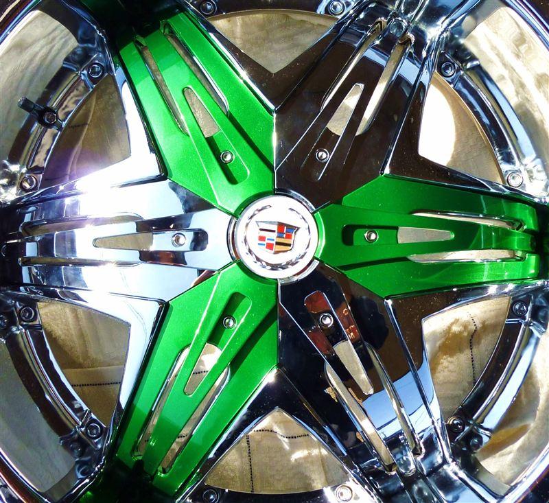 CTS セダンDIABLO ELITEの単体画像
