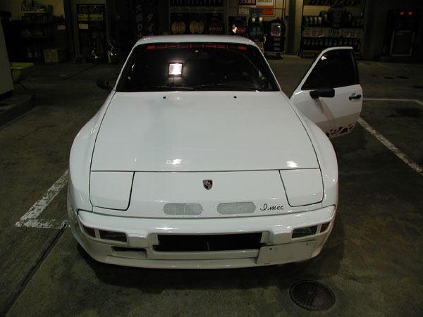 944ポルシェ純正 944NAフロントマスクの単体画像