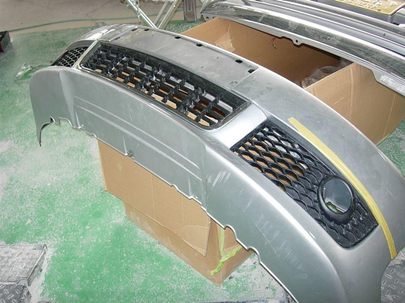 A4 (セダン)Audi純正 S-LineⅡの単体画像