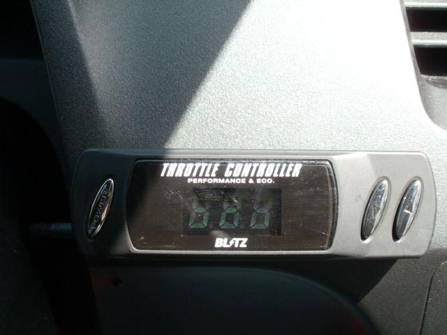 BLITZ  スロットルコントローラー