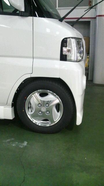 タウンボックスGT CAR プロデュース 車高調整式サスペンションセット(アッパーマウントレ・の単体画像