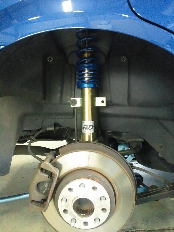 モンデオ セダンAP 車高調キットの単体画像