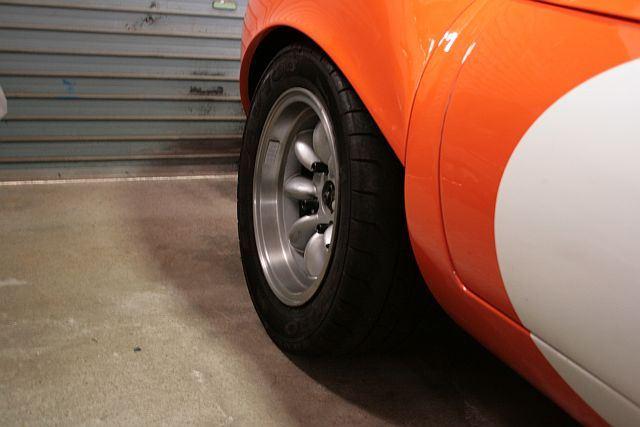 G4Revolution Wheels 8 Spoke Classic Rally Wheelsの単体画像