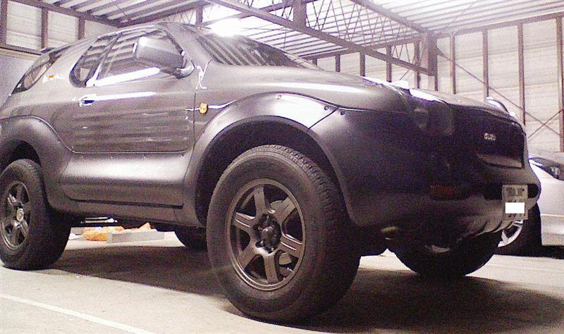 ビークロス東京車輪 スティングアーバンの単体画像