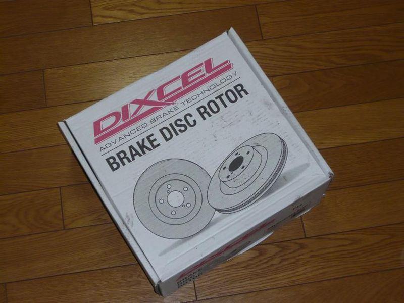 DIXCEL スポーツディスクローター プレーンディスクローターPD