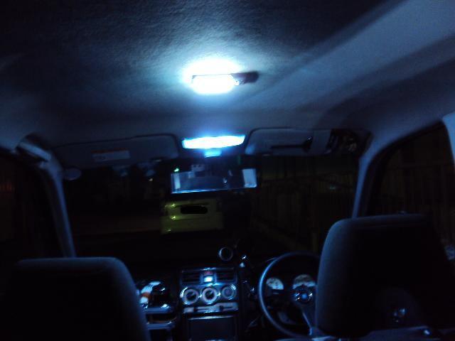 マップランプ LED8発