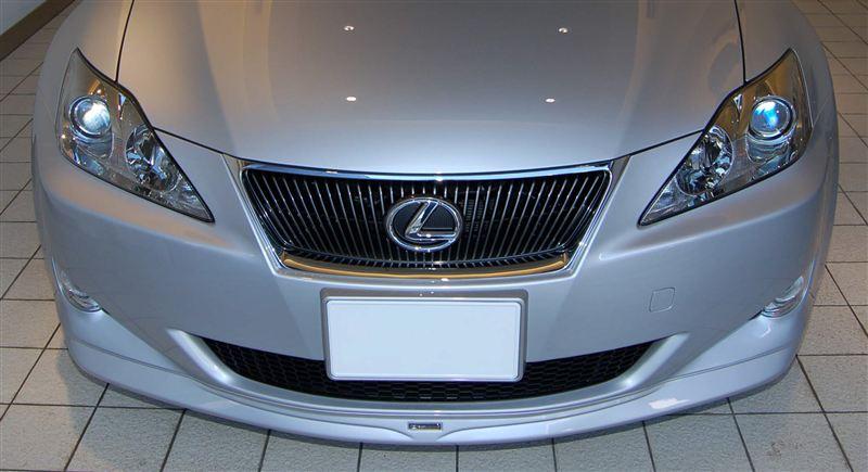 LX-MODE フロントスポイラー Premium Line
