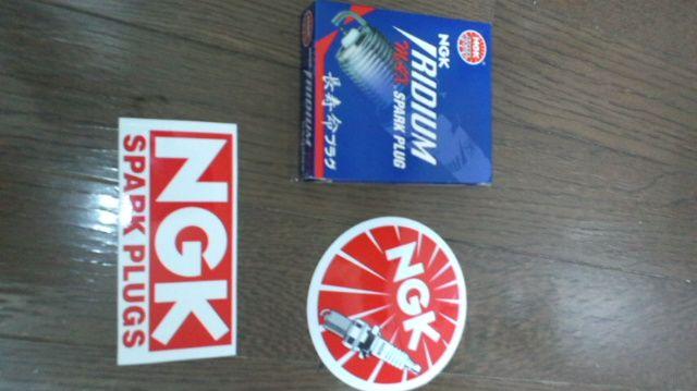 NGK イリジウムMAX