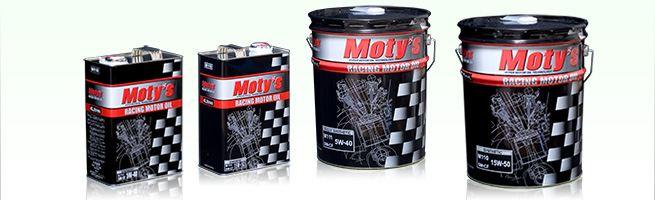 Moty's 5W-40 ?
