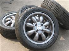 タイヤ アルミセット