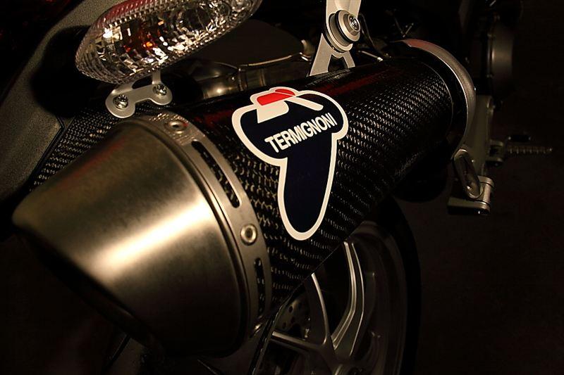 MONSTER1100 (モンスター)TERMIGNONI Carbon racing exhaust system kitの単体画像