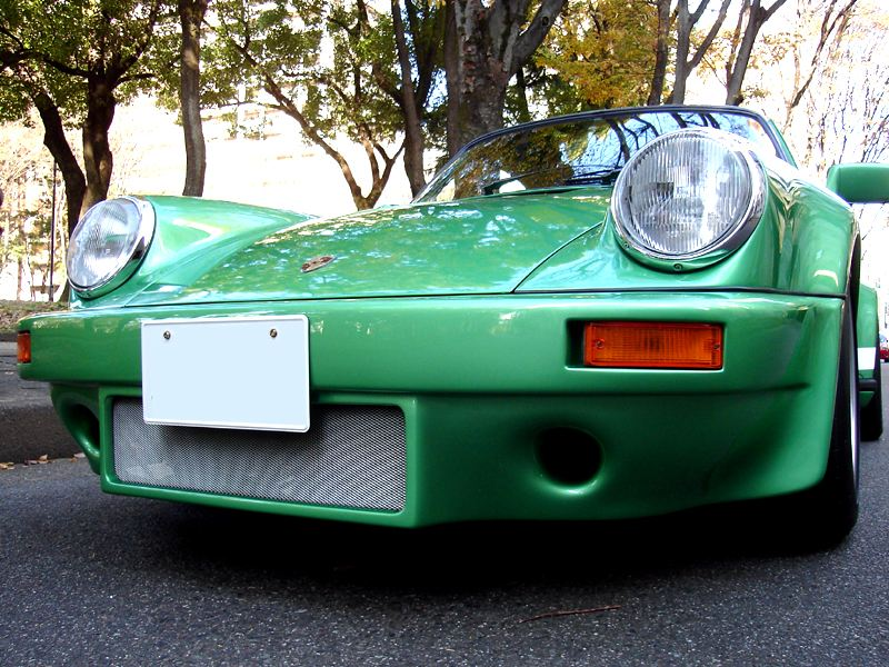 911 (クーペ)SUNBURST フロントバンパー/'74カレラRS3.0仕様の単体画像