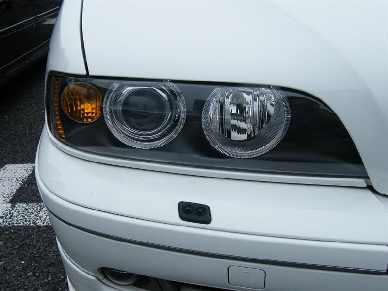 B10 ツーリングHELLA ヘッドライトアッシー左右一式の単体画像