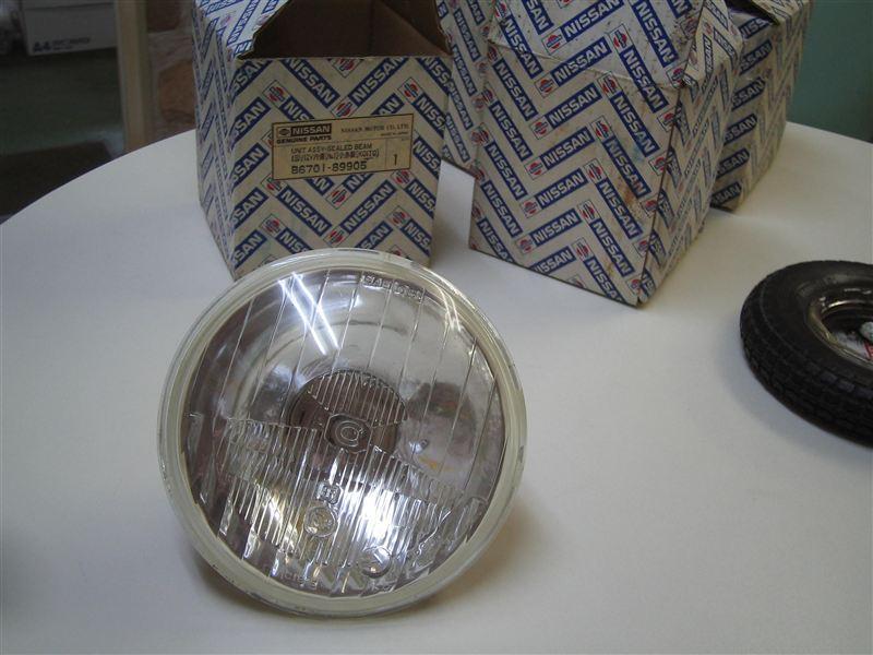 マンチューラCIBIE ハロゲン ヘッドランプの単体画像