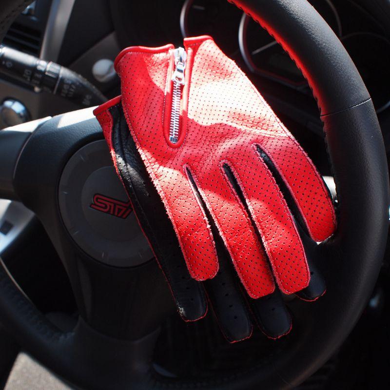 CACAZAN / イズイシ手袋 ドライビンググローブ (フルオーダー)
