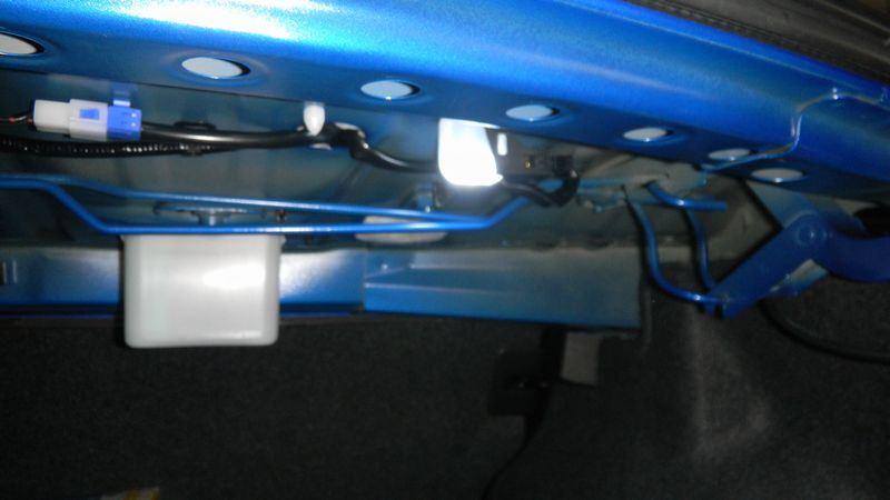 Flux LED 工房 Sain 5T9 トランクランプ