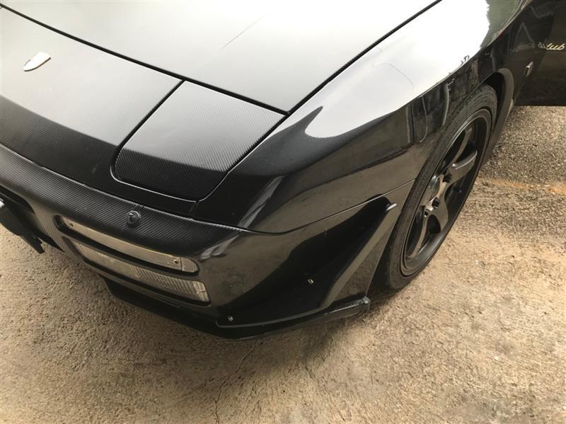 944CHARGESPEED カナードキット(汎用モデル) カナード(左右)の単体画像