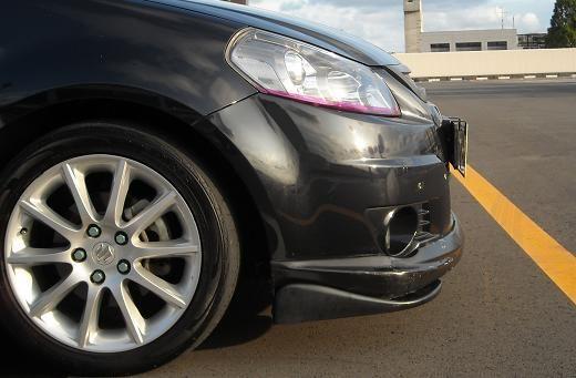 SX4Auto Garage リップスポイラー type-2の単体画像