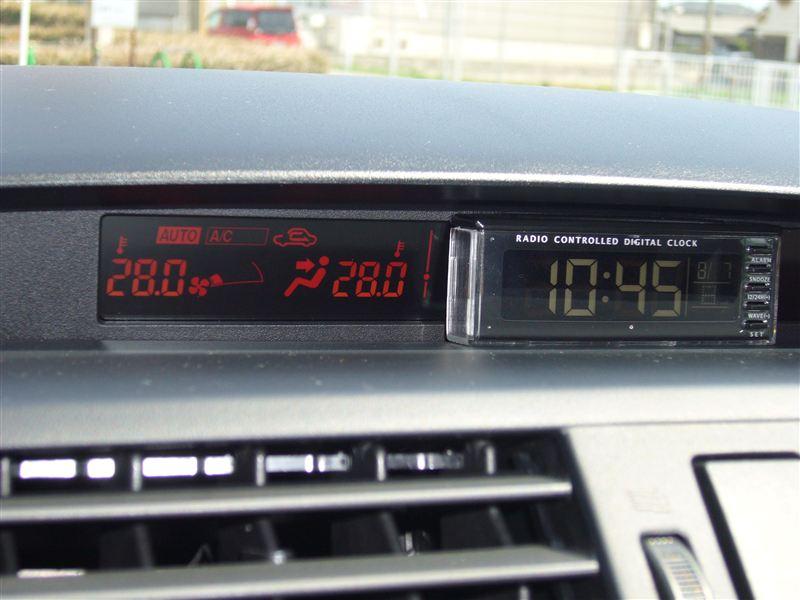 カシムラ AK-82 電波時計
